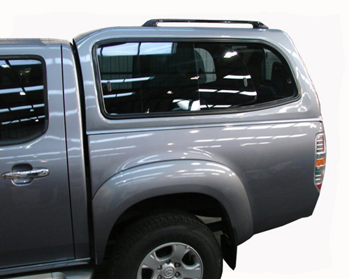 canopy glass-hardtop glass-4x4-pick up-truck